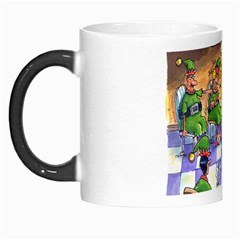 Elf Help Group Morph Mug