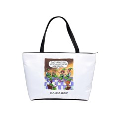 Elf Help Group Large Shoulder Bag