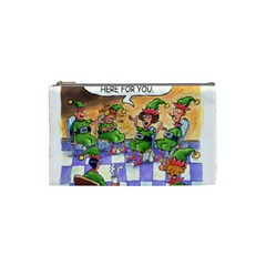 Elf Help Group Small Makeup Purse