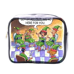 Elf Help Group Single-sided Cosmetic Case