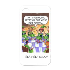 Elf Help Group White Apple iPhone 4 Case