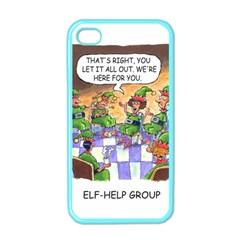Elf Help Group Apple iPhone 4 Case (Color)