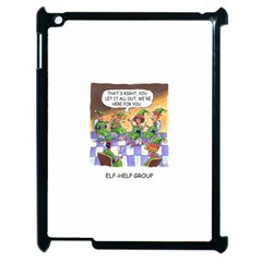 Elf Help Group Apple iPad 2 Case (Black)