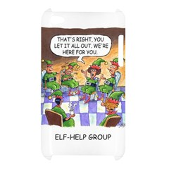 Elf Help Group Apple iPod Touch 4G Hardshell Case