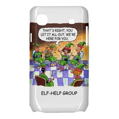 Elf Help Group Samsung Galaxy SL i9003 Hardshell Case