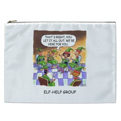 Elf Help Group Cosmetic Bag (XXL)