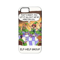 Elf Help Group Apple Iphone 5 Classic Hardshell Case (pc+silicone)