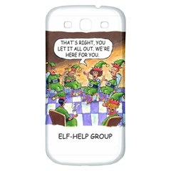 Elf Help Group Samsung Galaxy S3 S III Classic Hardshell Back Case
