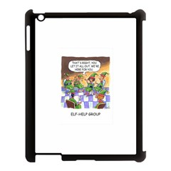 Elf Help Group Apple iPad 3/4 Case (Black)