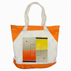 geometry Snap Tote Bag
