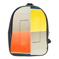 geometry Large School Backpack