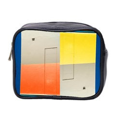 Geometry Twin Sided Cosmetic Case