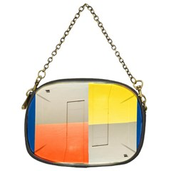 geometry Single-sided Evening Purse