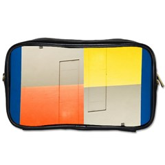 Geometry Single Sided Personal Care Bag