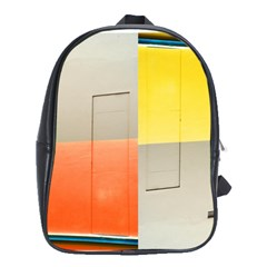 geometry School Bag (XL)