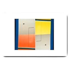 geometry Large Door Mat