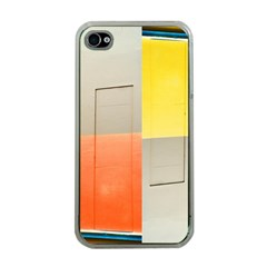 Geometry Apple Iphone 4 Case (clear)