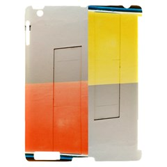 geometry Apple iPad 2 Hardshell Case (Compatible with Smart Cover)