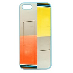 geometry Apple Seamless iPhone 5 Case (Color)