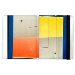geometry Apple iPad 2 Flip Case