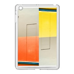 geometry Apple iPad Mini Case (White)