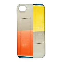 Geometry Apple Iphone 4/4s Hardshell Case With Stand