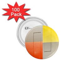 Geometry 100 Pack Small Button (round)