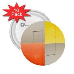 geometry 10 Pack Regular Button (Round)