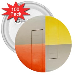 geometry 100 Pack Large Button (Round)