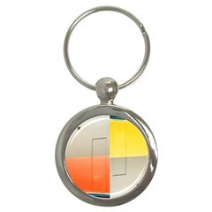 Geometry Key Chain (round)