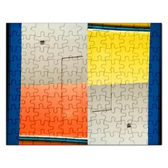 geometry Jigsaw Puzzle (Rectangle)