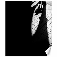 shadows 8  x 10  Unframed Canvas Print