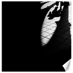 Shadows 16  X 16  Unframed Canvas Print