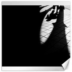shadows 20  x 20  Unframed Canvas Print