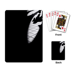 shadows Standard Playing Cards