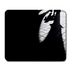 shadows Large Mouse Pad (Rectangle)
