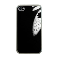 shadows Apple iPhone 4 Case (Clear)