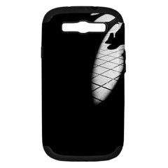 Shadows Samsung Galaxy S Iii Hardshell Case (pc+silicone)