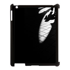 Shadows Apple Ipad 3/4 Case (black)