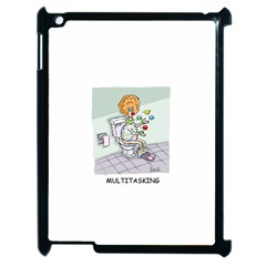 Multitasking Clown Apple Ipad 2 Case (black)