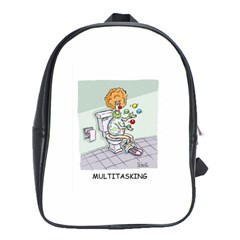 Multitasking Clown School Bag (XL)