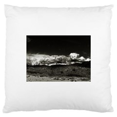 Landscape, Corsica Large Cushion Case (one Side)