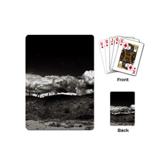beach, Corsica Playing Cards (Mini)