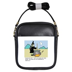 Witch s Recipe Kids  Sling Bag
