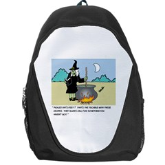Witch s Recipe Backpack Bag