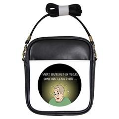 What Happened in Vegas Kids  Sling Bag