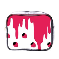 Melting Strawberry Single-sided Cosmetic Case