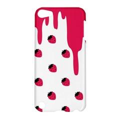 Melting Strawberry Apple iPod Touch 5 Hardshell Case