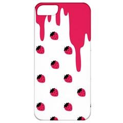 Melting Strawberry Apple iPhone 5 Classic Hardshell Case