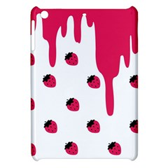 Melting Strawberry Apple iPad Mini Hardshell Case